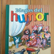 Tebeos: MAGOS DEL HUMOR VOLÚMEN IV. Lote 194914686