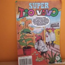 Tebeos: SUPER TÍO VIVO-Nº 126 -GRANDES ÍÑIGO-JUAN SOLÉ-SEGURA-RARO-1983-DIFÍCIL. Lote 194941821