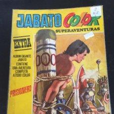 Tebeos: BRUGUERA JABATO COLOR SUPER AVENTURAS 3 EPOCA NUMERO 2 NORMAL ESTADO - OFERTA 2. Lote 194953660