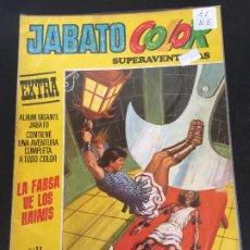 Tebeos: BRUGUERA JABATO COLOR SUPER AVENTURAS 3 EPOCA NUMERO 11 NORMAL ESTADO - OFERTA 1. Lote 194953773
