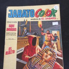 Tebeos: BRUGUERA JABATO COLOR 2 EPOCA NUMERO 107 NORMAL ESTADO - OFERTA 3. Lote 194954242