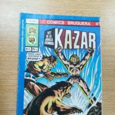 Tebeos: KA-ZAR #4. Lote 194961371