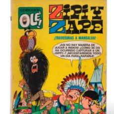 Tebeos: COLECCION OLE Nº 26 ZIPI Y ZAPE 2ª EDICION 1975 NUMERO EN LOMO. Lote 195000601