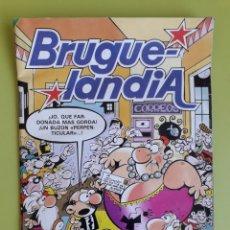Tebeos: BRUGUELANDIA 28 BRUGUERA 1983 MARTZ SCHMIDT 120 PTS. Lote 195008530