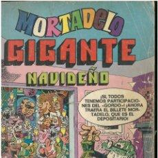 Tebeos: MORTADELO GIGANTE NAVIDEÑO Nº 6. . ED. BRUGUERA Nº 42. 1983. C-17. Lote 195010800