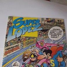 Tebeos: TBO SUPER LOPEZ. Lote 195013400