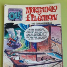 Tebeos: MORTADELO Y FILEMÓN FATIGADO 145 EDITORIAL BRUGUERA. Lote 195014452
