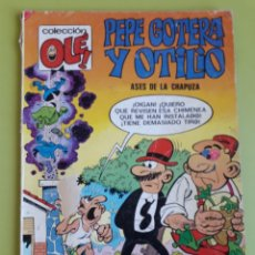 Tebeos: PEPE GOTERA Y OTILIO OLÉ ASES DE LA CHAPUZA EDITORIAL BRUGUERA N 85. Lote 195014943