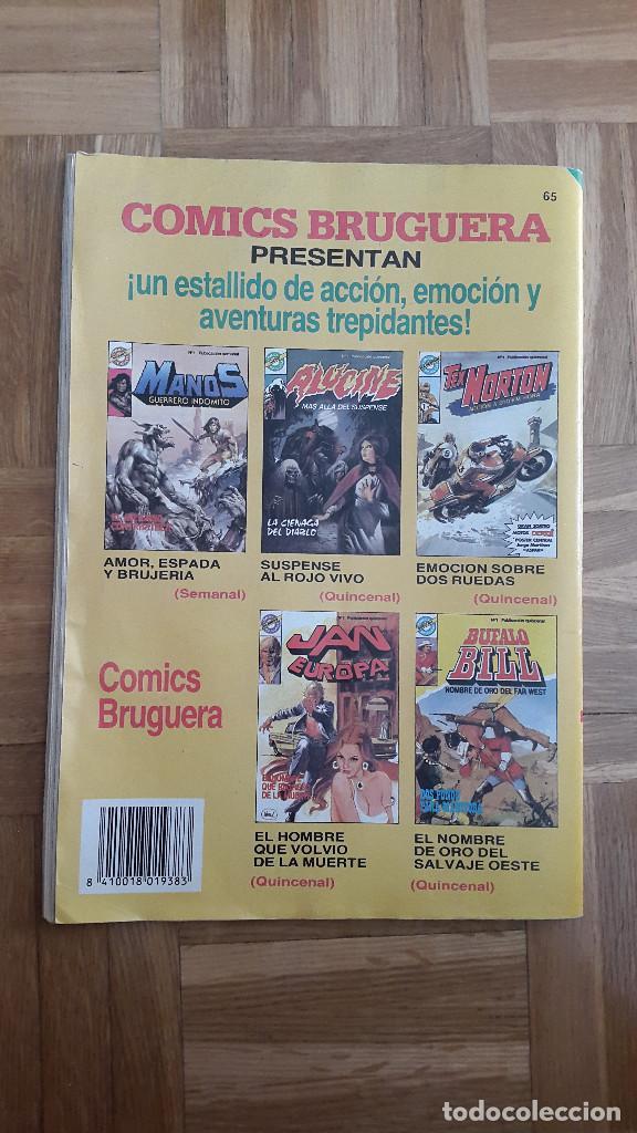 Tebeos: SACARINO EXTRA RISA OTOÑAL número 65 revista de cómics bruguera JAN felipe gafe - Foto 2 - 195018131