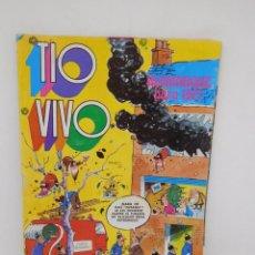 Tebeos: TEBEO TIO VIVO ALMANAQUE 1977. 45 PTS. BRUGUERA. . Lote 195025847