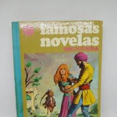 Tebeos: TEBEO FAMOSAS NOVELAS. VOLUMEN XII. 1979. 2ª EDICIÓN.. Lote 195027535
