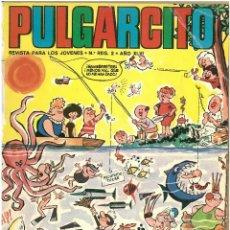 Tebeos: PULGARCITO EXTRA DE VERANO 1966. CON EL SHERIFF KING. ED. BRUGUERA. C-17. Lote 195030186