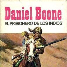 Tebeos: HÉROES SELECCIÓN-DANIEL BOONE- Nº 2 -EL PRISIONERO DE LOS INDIOS-1968-JAIME MAINOU-BUENO-LEAN-3135. Lote 195030911