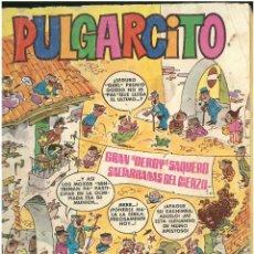 Tebeos: PULGARCITO EXTRA DE PRIMAVERA 1972. CON EL SHERIFF KING Y CAPITAN TRUENO. ED. BRUGUERA. C-17. Lote 195030935