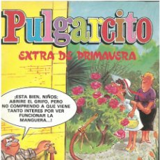 Tebeos: PULGARCITO EXTRA DE PRIMAVERA 1981. ED. BRUGUERA. C-17. Lote 195031228