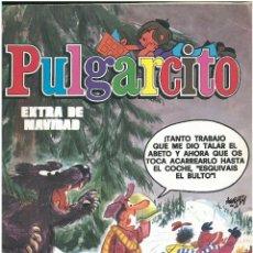 Tebeos: PULGARCITO EXTRA DE NAVIDAD 1980. CON SHERIFF KING ED. BRUGUERA. C-17. Lote 195032180