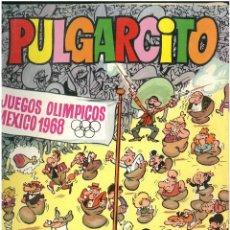 Tebeos: PULGARCITO EXTRA DE VACACIONES 1968. CON SHERIFF KING ED. BRUGUERA. C-17. Lote 195032550