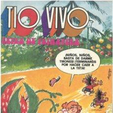 Tebeos: TIO VIVO EXTRA DE PRIMAVERA 1979. ED. BRUGUERA. C-17. Lote 195033376