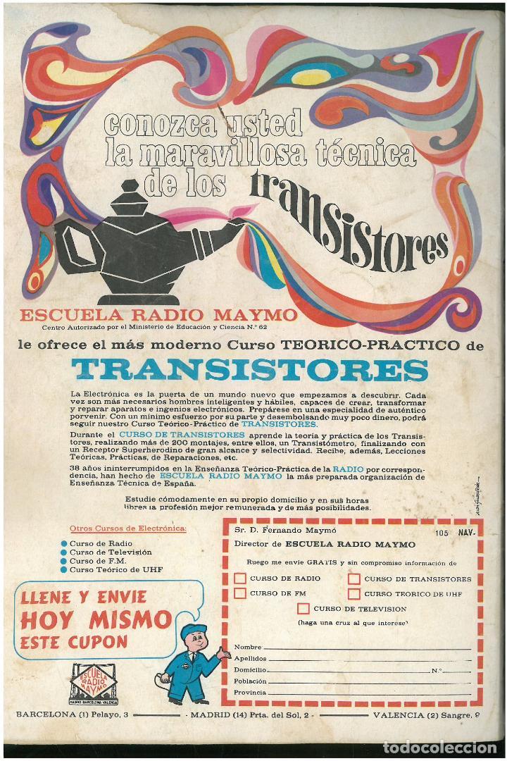Tebeos: TIO VIVO ALMANAQUE 1969. ED. BRUGUERA. C-17 - Foto 2 - 195033695
