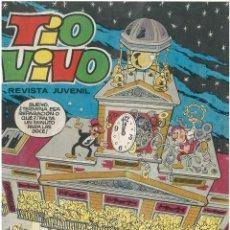 Tebeos: TIO VIVO ALMANAQUE 1969. ED. BRUGUERA. C-17. Lote 195033695