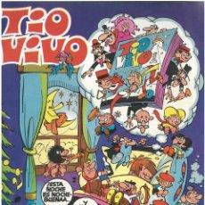Tebeos: TIO VIVO ALMANAQUE 1972. ED. BRUGUERA. C-17. Lote 195033865