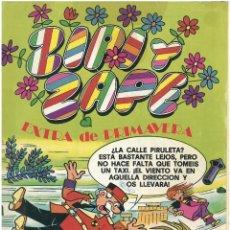 Tebeos: ZIPI ZAPE EXTRA PRIMAVERA. 1980 . ED. BRUGUERA. C-17. Lote 195076535