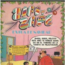 Tebeos: ZIPI ZAPE EXTRA NAVIDAD. 1980 . ED. BRUGUERA. C-17. Lote 195079467
