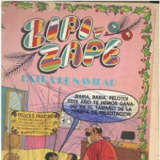 Tebeos: ZIPI ZAPE EXTRA NAVIDAD. 1980 . ED. BRUGUERA. C-17. Lote 195079623