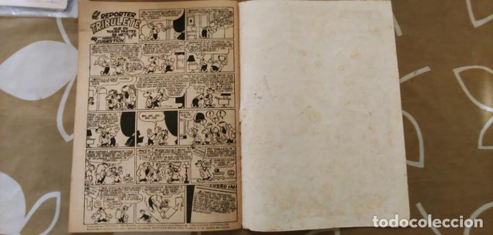 Tebeos: Magos del Lápiz Pulgarcito el Reporter Tribulete Cifré Bruguera buen estado - Foto 7 - 195088182