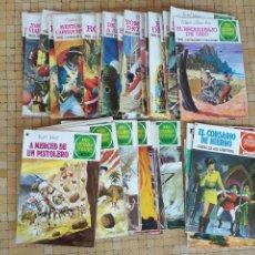 Tebeos: LOTE DE 37 COMICS JOYAS LITERARIAS JUVENILES AÑOS 1975 - 77 VER NUMEROS. Lote 195097122