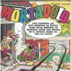 Tebeos: MORTADELO EXTRA VERANO. 1980 . ED. BRUGUERA. C-17. Lote 195100681