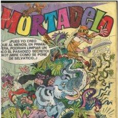 Tebeos: MORTADELO EXTRA PRIMAVERA. 1974 . ED. BRUGUERA. C-17. Lote 195101263