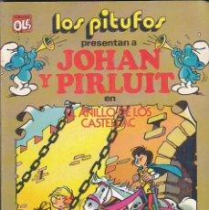 Tebeos: COMIC COLECCION OLE LOS PITUFOS Nº 15. Lote 195111883