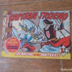 Tebeos: EL CAPITAN TRUENO Nº 331 EDITORIAL BRUGUERA ORIGINAL . Lote 195127010