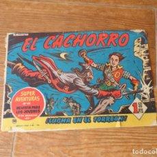 Tebeos: EL CACHORRO Nº 180 EDITORIAL BRUGUERA ORIGINAL . Lote 195127322