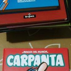 Tebeos: MAGOS DEL HUMOR Nº 61 CARPANTA ESCOBAR 50 ANIVERSARIO EDICIONES B 1995. Lote 195130897