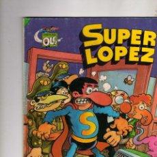 Tebeos: SUPER LOPEZ Nº 4 COLECCION OLE BRUGUERA. Lote 195142483