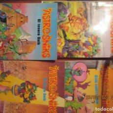 Tebeos: ASTROSNIKS. COMPLETA 4 NUMEROS (1-4). BRUGUERA, 1ª EDICION 1984. Lote 195154580