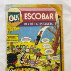 Tebeos: ESCOBAR REY DE LA HISTORIETA 295 EDITORIAL BRUGUERA. Lote 195163483