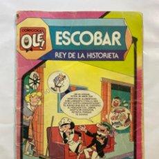 Tebeos: ESCOBAR REY DE LA HISTORIETA 297 1984. Lote 195163840