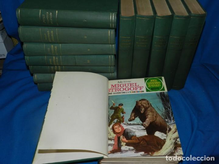 Tebeos: (MF) JOYAS LITERARIAS JUVENILES DEL NUM 1 AL NUM 260,1 EDC, EDITORIAL BRUGUERA 1970 - Foto 2 - 195217488