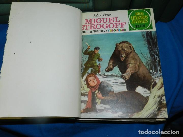 Tebeos: (MF) JOYAS LITERARIAS JUVENILES DEL NUM 1 AL NUM 260,1 EDC, EDITORIAL BRUGUERA 1970 - Foto 3 - 195217488