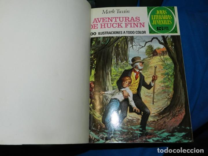 Tebeos: (MF) JOYAS LITERARIAS JUVENILES DEL NUM 1 AL NUM 260,1 EDC, EDITORIAL BRUGUERA 1970 - Foto 6 - 195217488