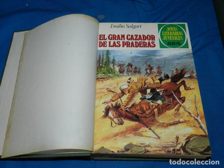 Tebeos: (MF) JOYAS LITERARIAS JUVENILES DEL NUM 1 AL NUM 260,1 EDC, EDITORIAL BRUGUERA 1970 - Foto 7 - 195217488