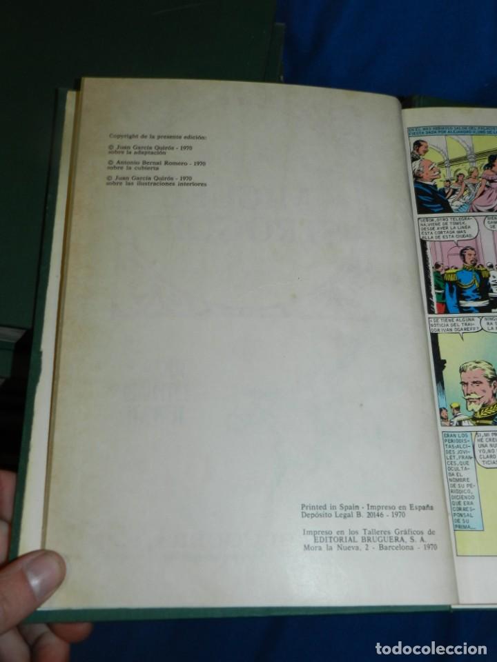Tebeos: (MF) JOYAS LITERARIAS JUVENILES DEL NUM 1 AL NUM 260,1 EDC, EDITORIAL BRUGUERA 1970 - Foto 9 - 195217488