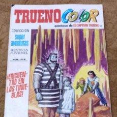 Tebeos: TRUENO COLOR Nº 99 (BRUGUERA SEGUNDA EPOCA 1977). Lote 195224017