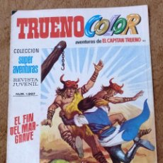 Tebeos: TRUENO COLOR Nº 95 (BRUGUERA SEGUNDA EPOCA 1977). Lote 195224326
