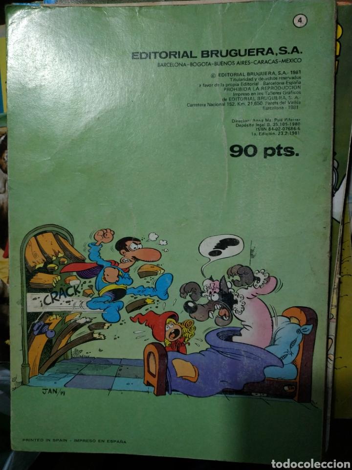 Tebeos: Super López n°9, primera edición - Foto 2 - 195229543