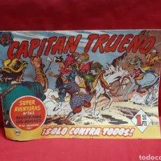 Tebeos: EL CAPITÁN TRUENO SUPER AVENTURAS NÚMERO 263 AÑO 1960 EDICIONES BRUGUERA. Lote 195233620
