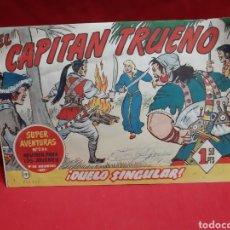 Tebeos: EL CAPITÁN TRUENO SUPER AVENTURAS NÚMERO 286 AÑO 1960 EDITORIAL BRUGUERA. Lote 195234907